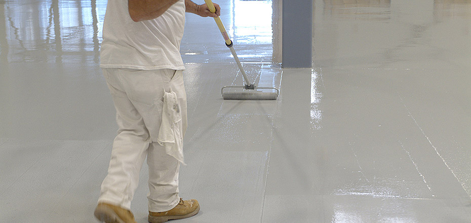 Commercial Epoxy Flooring Toronto