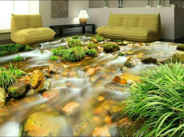 Epoxy Floor Design Photo