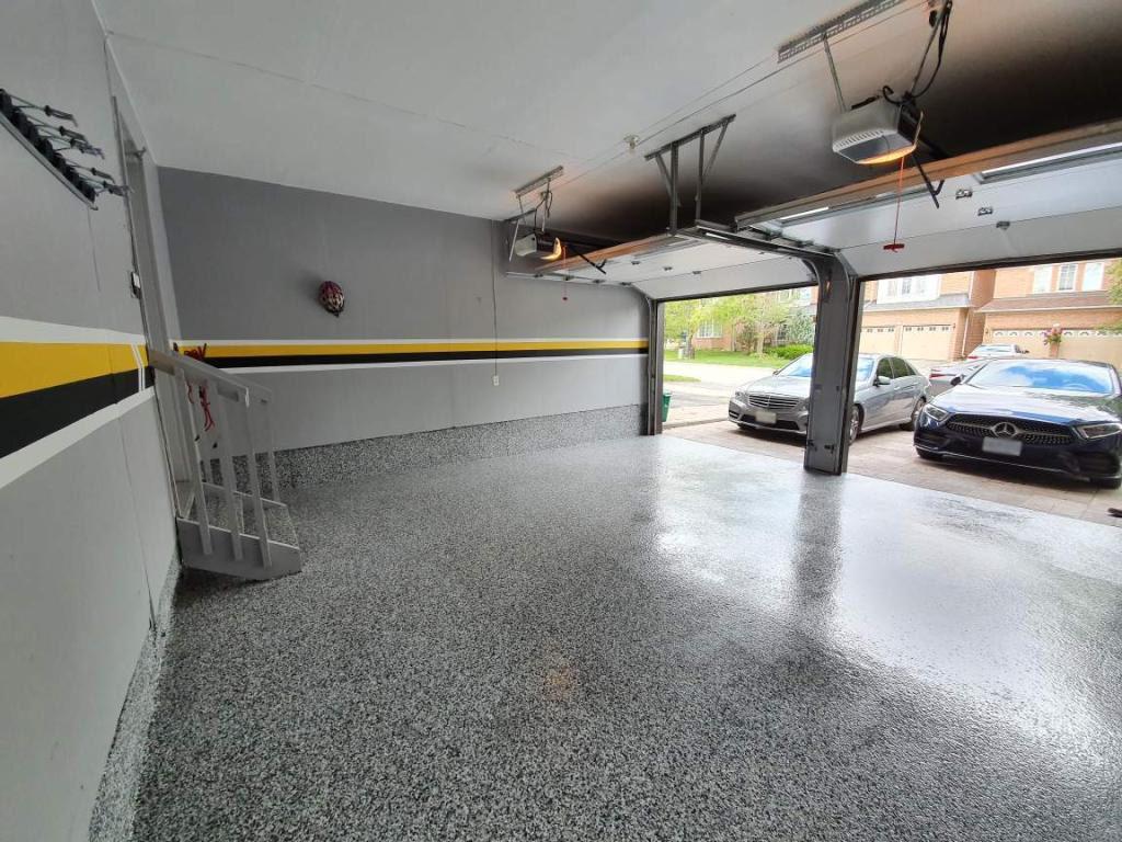 Garage Floor Epoxy Coating Services