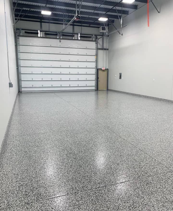 Garage Floor Expoy Coating
