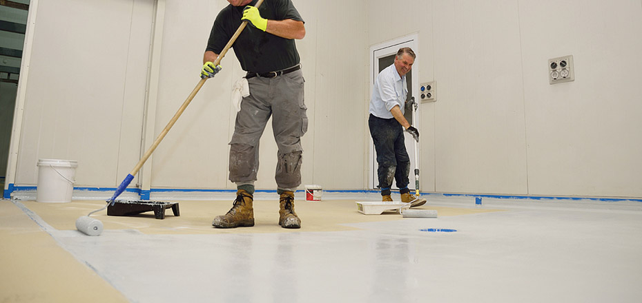 Industrial Epoxy Flooring Toronto