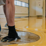 Toronto Commercial Metallic Epoxy Flooring