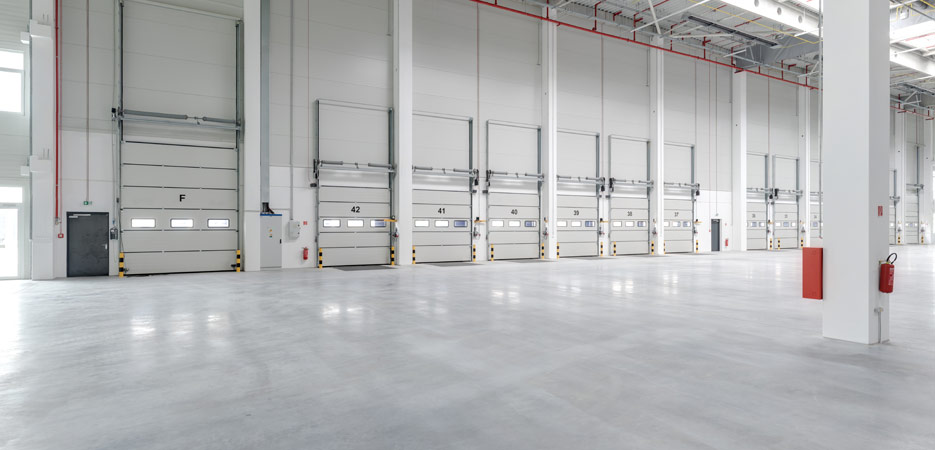 Types Of Industrial Epoxy Floor Coatings Toronto