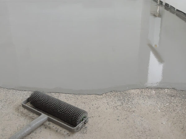 Waterproof Concrete With Resinous Epoxies Toronto